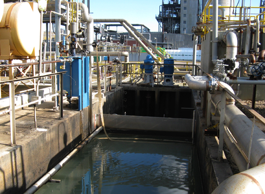 Oil and Gas Water Treatment